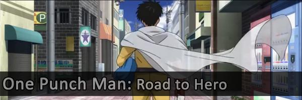 One punch man OVA