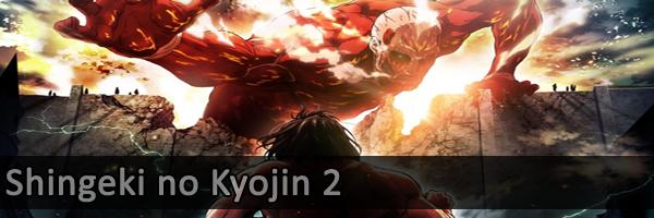 Shingeki no kyoji 2