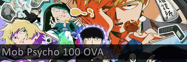 Mob Psycho OVA