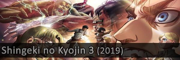 Shingeki no kyoji 3